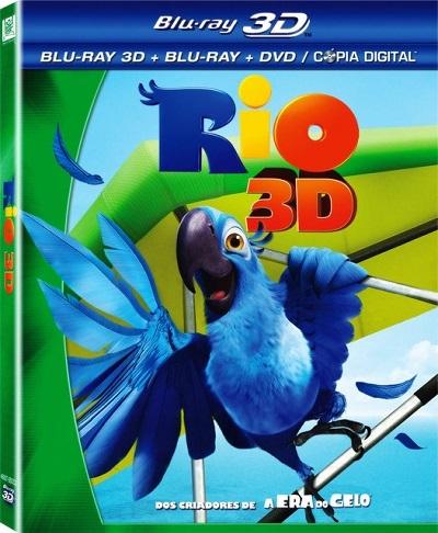 Rio 2011 ( Kota Dostu 3D 1080P ) Türkçe Dublaj Tek Link indir