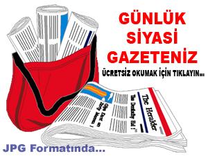 Günlük Siyasi Gazete BİZİM ANADOLU