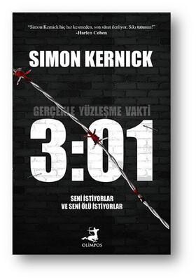 Simon Kernick Gerçekle Yüzleşme Vakti 3:01 Pdf