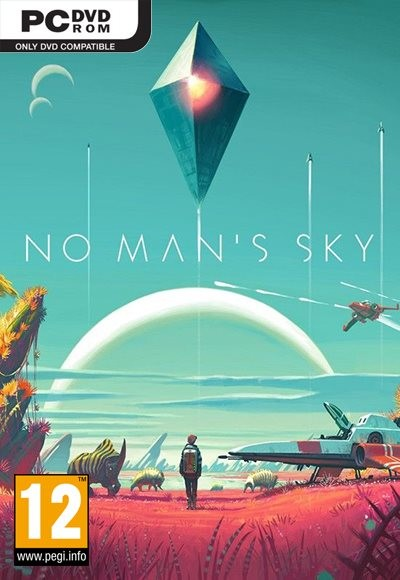 No Mans Sky – CODEX – Full Game – Full PC Oyun indir