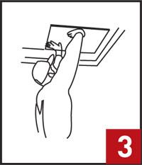 Tavan Kaplaması Adım 3