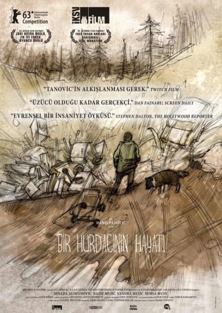 Bir Hurdacının Hayatı - 2013 DVDRip XviD Türkçe Dublaj İndir