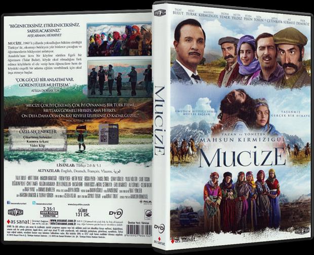 Mucize 2015 (Yerli film) DVD-5 tek link yerli film indir