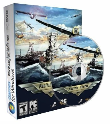 Pacific Storm – Allies Full İndir