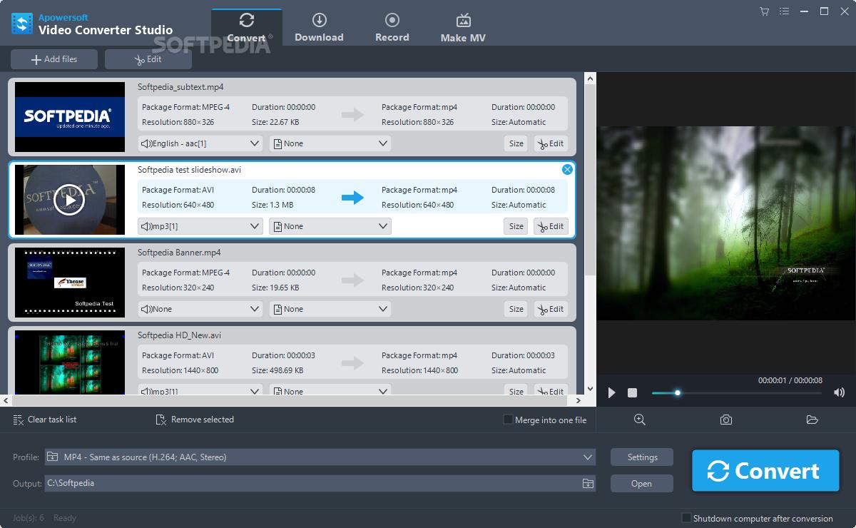 Apowersoft Video Converter Studio Full
