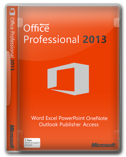 Microsoft Office 2013 Professional Plus SP1 VL TR | Haziran 2018