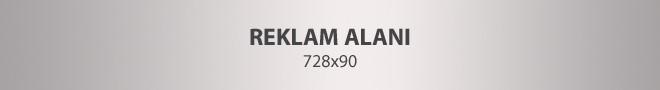 Reklam Alani 728X90 660X90