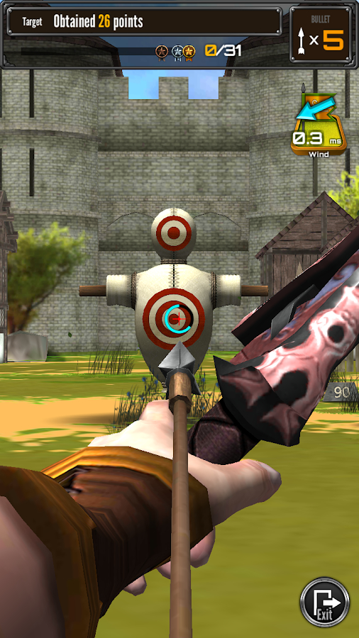 Archery Big Match Android Oyun