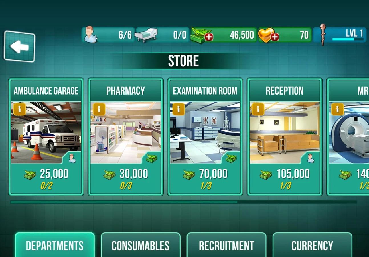 Operate Now: Hospital Apk İndir
