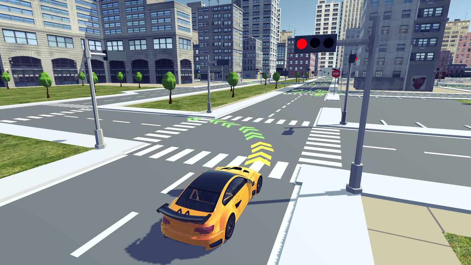Driving School 3D Apk İndir