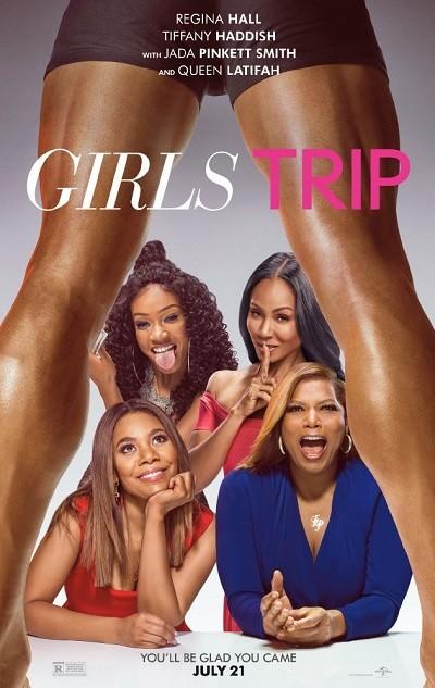 Kız Gecesi - Girls Trip 2017 (BRRip m720p-m1080p) Türkçe Dublaj