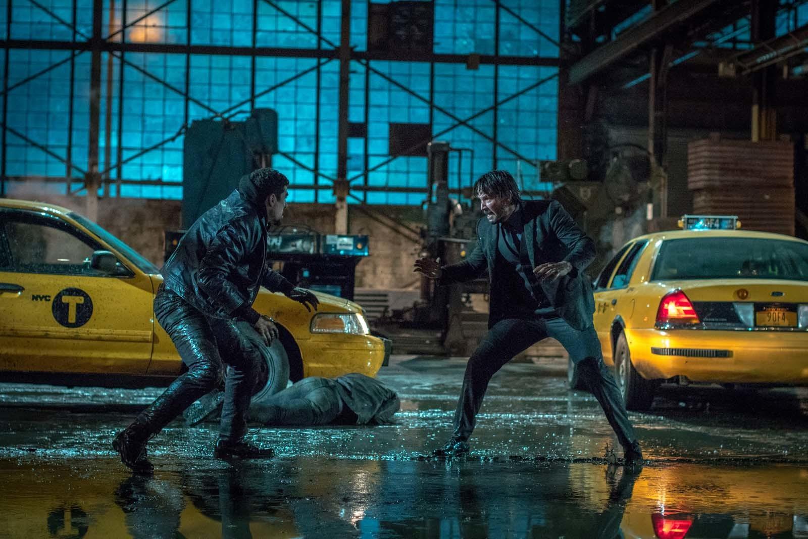 John Wick 2 Filmini Türkçe Dublaj İndir Ekran Görüntüsü 2