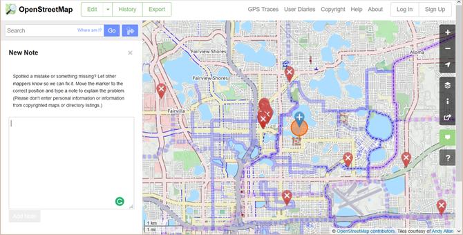 OpenStreetMap