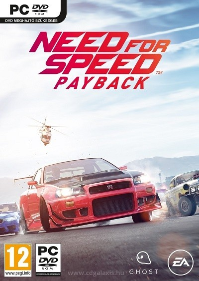 Need for Speed: Payback - CPY