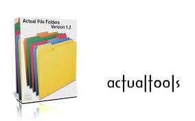 Actual File Folders v1.12 indir