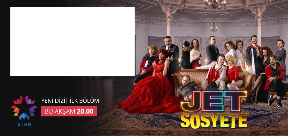 Jet Sosyete 1.Bölüm | 720p | WEB-DL | Tek Link