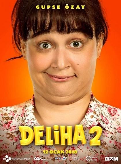 Deliha 2 - 2018 - Sansürsüz Film indir