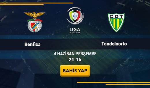 BenficavsTondela - Canlı Maç İzle