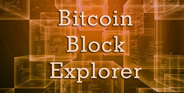 Bitcoin Block Explorer Scripti indir