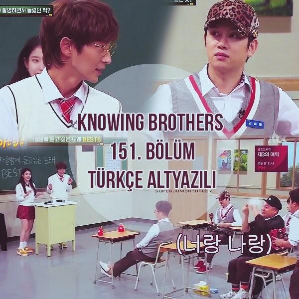 Knowing Brothers 151. Bölüm (IU, Lee Joon Gi) [Türkçe Altyazılı] LlgkQ1