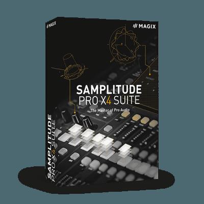 MAGIX Samplitude Pro X4 Suite 15.1.1.236 [x64] | Katılımsız