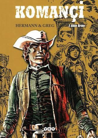 Hermann, Greg Komançi Çizgiroman İndir