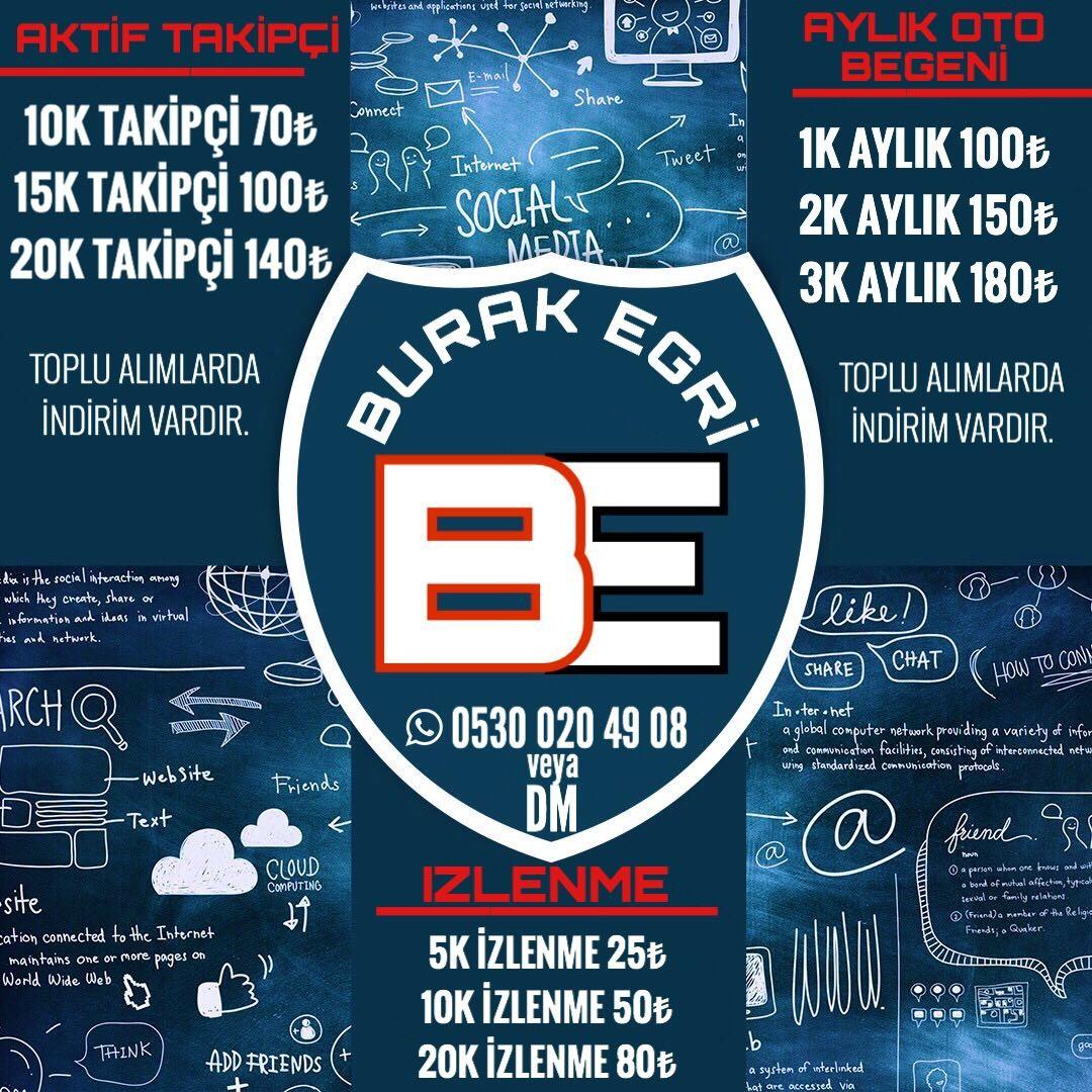 türk takipçi#oto beğeni#türk izlenme#burakeğri# | WM Aracı
