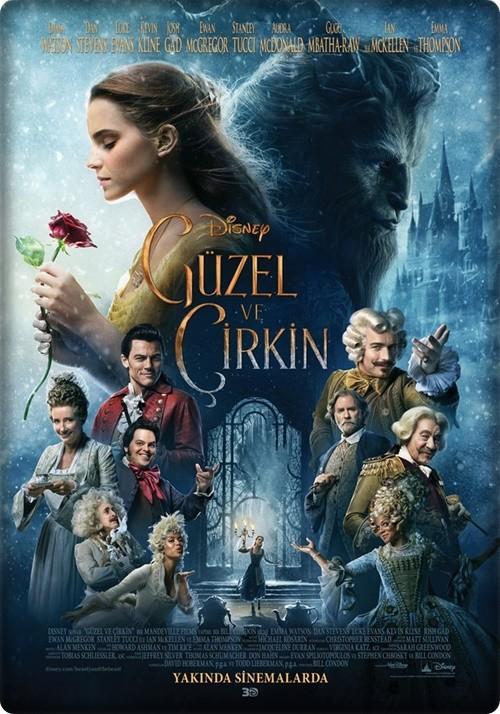 Güzel ve Çirkin - Beauty and the Beast 2017 (Türkçe Dublaj) BDRip XviD