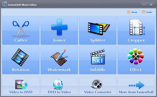 EasiestSoft Movie Editor 5.1.0
