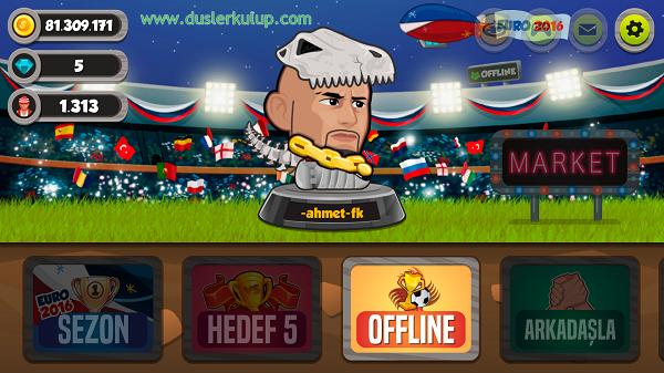 LnVm0G Online Kafa Topu Android Oyununu Ücretsiz Türkçe Yükle