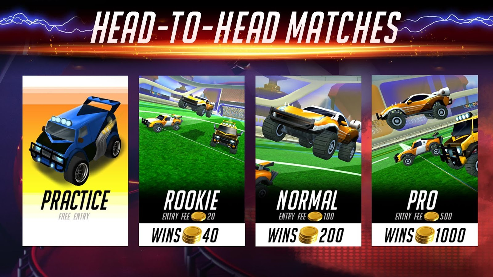 Rocketball: Championship Cup APK