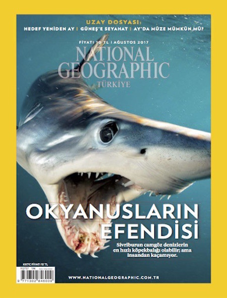 National Geographic Ağustos 2017