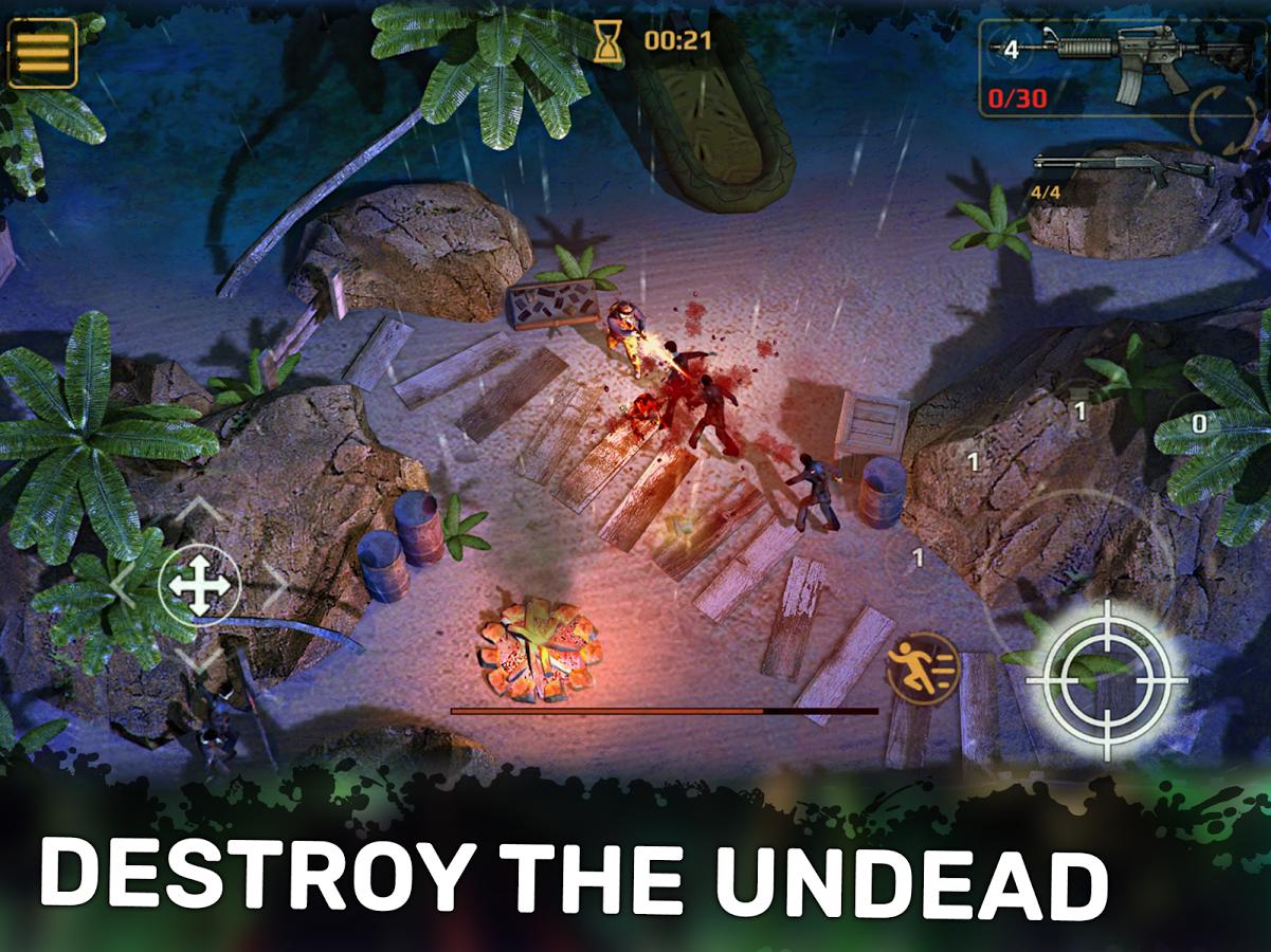 DEAD PLAGUE: Zombie Survival Android