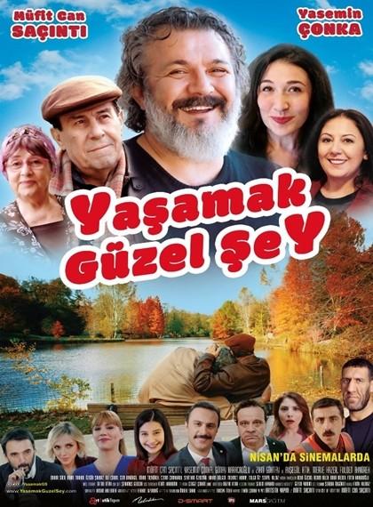 Yaşamak Güzel Şey - 2017 - DVDRip Yerli Film indir