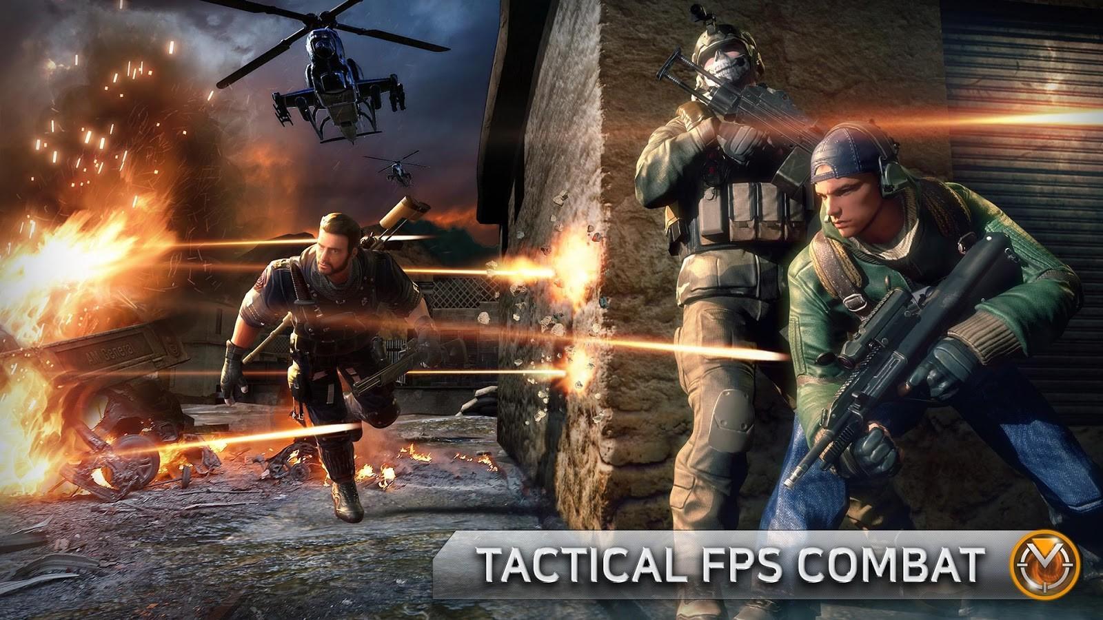 Combat Squad Apk Mod