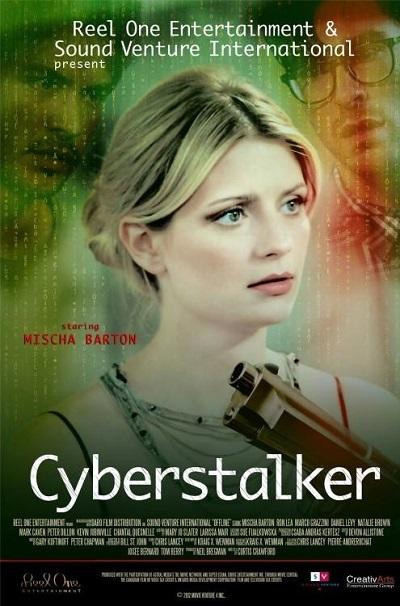 Siber Avcı - Cyberstalker (2012) DVDRip XviD Türkçe Dublaj Tek Link