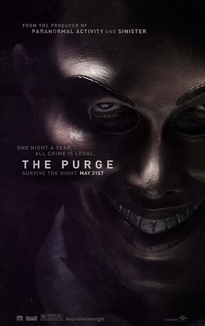 Arınma Gecesi  - The Purge 2013 720p Bluray x264 Türkçe Dublaj İndir
