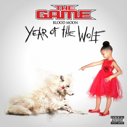 The Game - Blood Moon: Year Of The Wolf  2014  MP3 Albüm