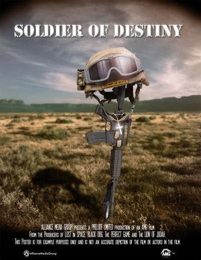 Soldier of Destiny 2012  BRRip XviD Türkçe Dublaj İndir