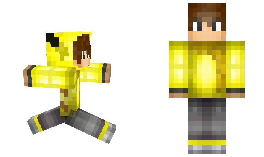 IsmetRG Minecraft Skini