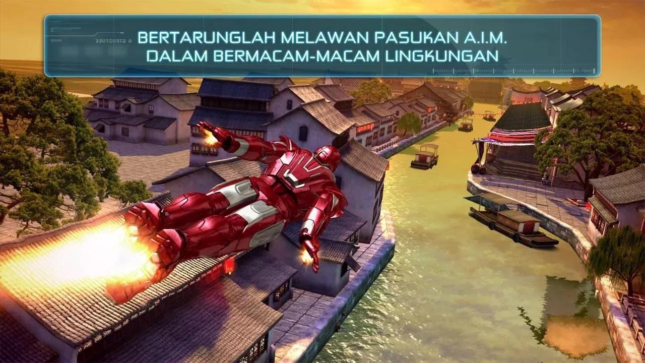 Iron Man 3 Mod Apk