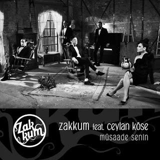 Zakkum feat. Ceylan Köse Müsaade Senin 2019 Single Full Albüm İndir