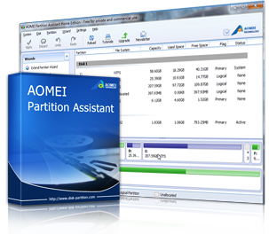 AOMEI Partition Assistant Unlimited 7.2 | Katılımsız