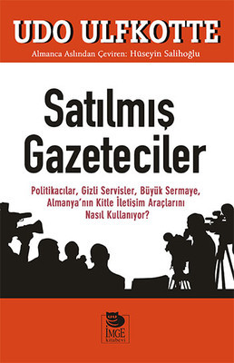 Udo Ulfkotte Satılmış Gazeteciler Pdf E-kitap indir