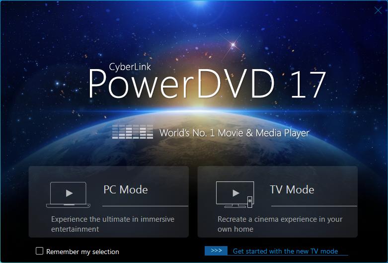 CyberLink PowerDVD Ultra 17.0.2406.62 | Katılımsız