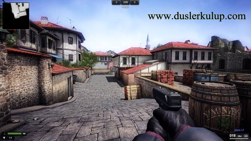 LyObNb Türk Yapımı Zula Savaş Oyununu Full Türkçe Tek Link İndir