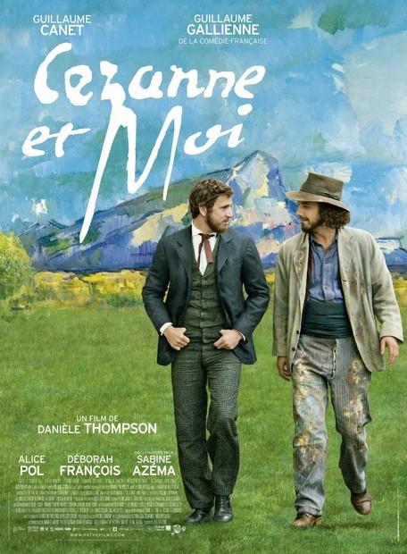 Cezanne ve Ben | Cézanne et moi | 2016 | BRRip XviD | Türkçe Dublaj