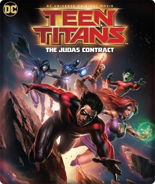 Genç Titanlar: Judas Sözleşmesi 2017 (Türkçe Dublaj) BRRip XviD