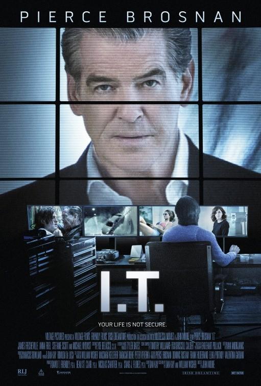 I.T. | 2016 | BRRip XviD | Türkçe Dublaj
