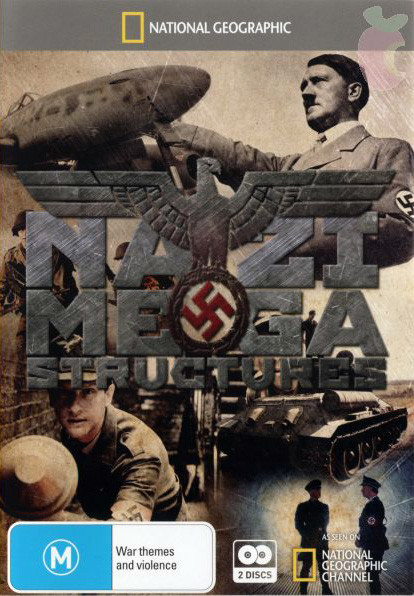 National Geographic - Nazilerin Mega Yapıları (Berlin Duvarı) HDTV TR-EN DUAL x264